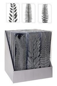 MONTANA leaves (Silver)