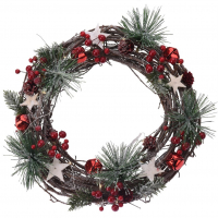 EMERALD BAY wreath