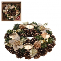 TUSCAN wreath (3 styles)